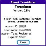 TreoAlarmReg